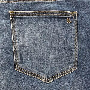 LuLaRoe denim skinny jeans standard wash